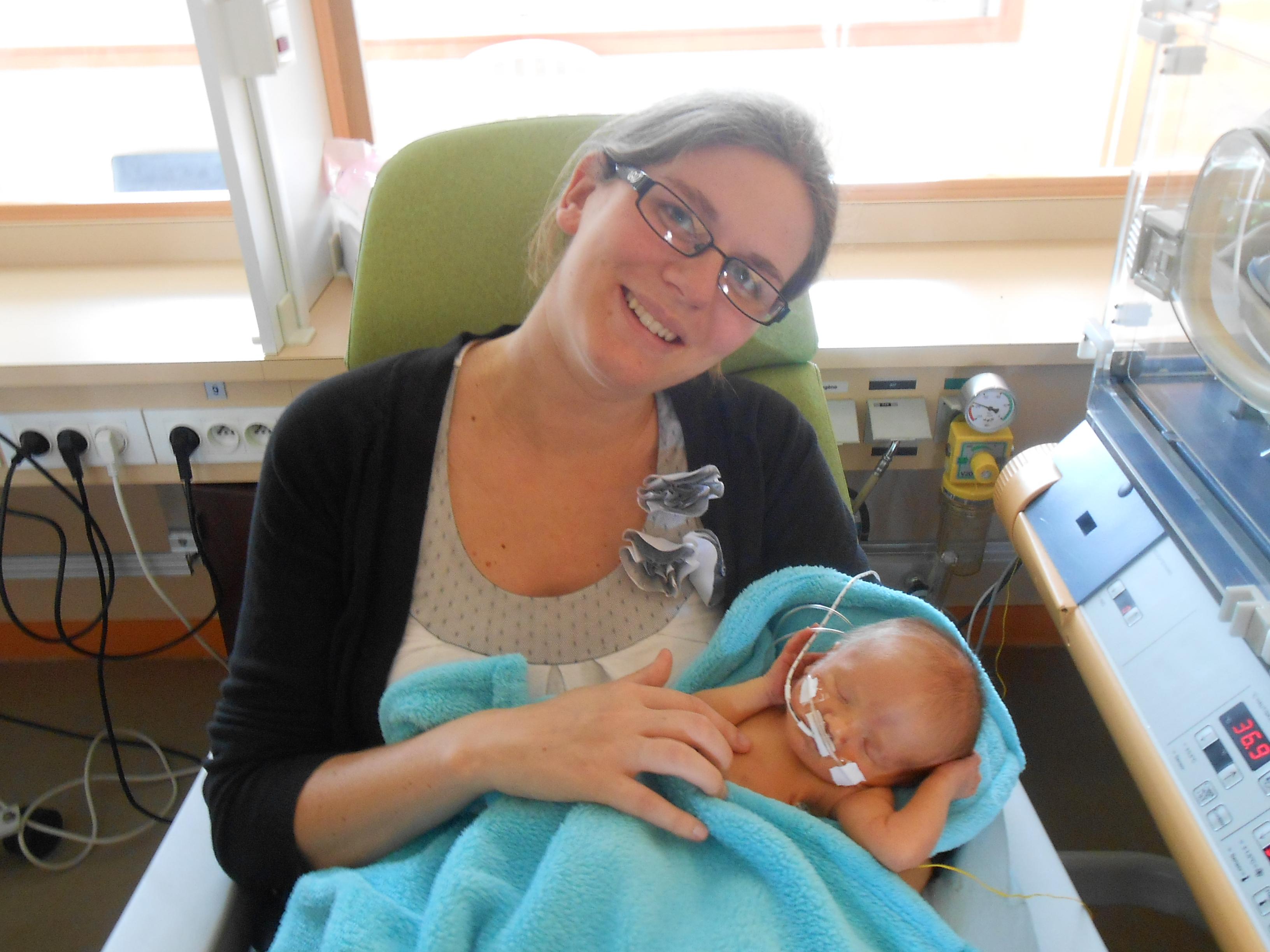 Maman 10 - Amélie - placenta percreta