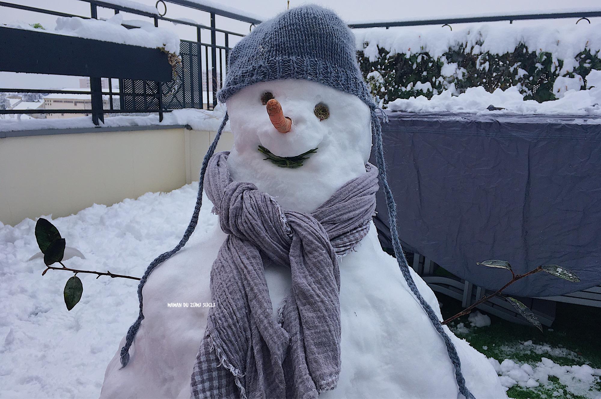 premier-bonhomme-de-neige