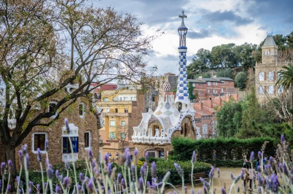 barcelone-parc-guell