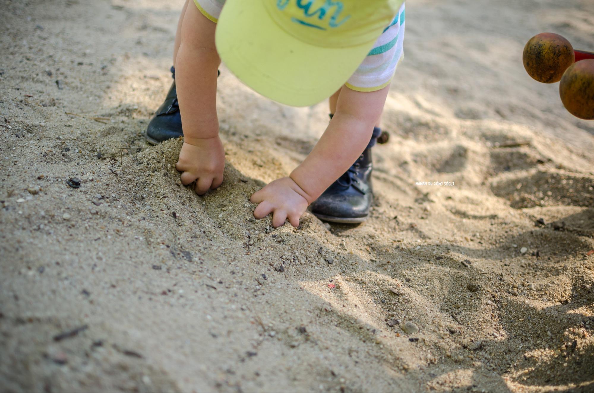 ramasser-du-sable